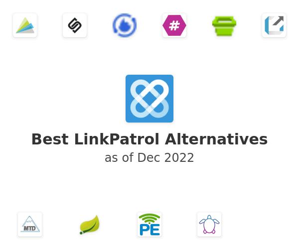 Best LinkPatrol Alternatives