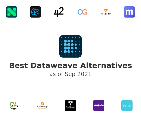 Best Dataweave Alternatives