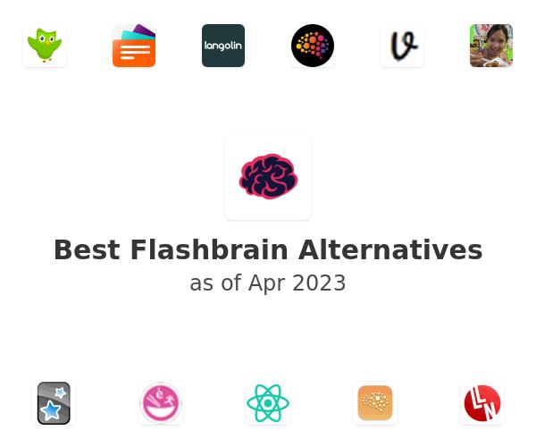 Best Flashbrain Alternatives