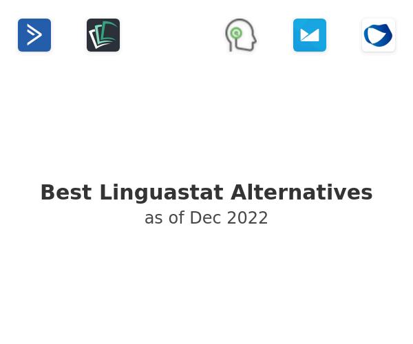 Best Linguastat Alternatives