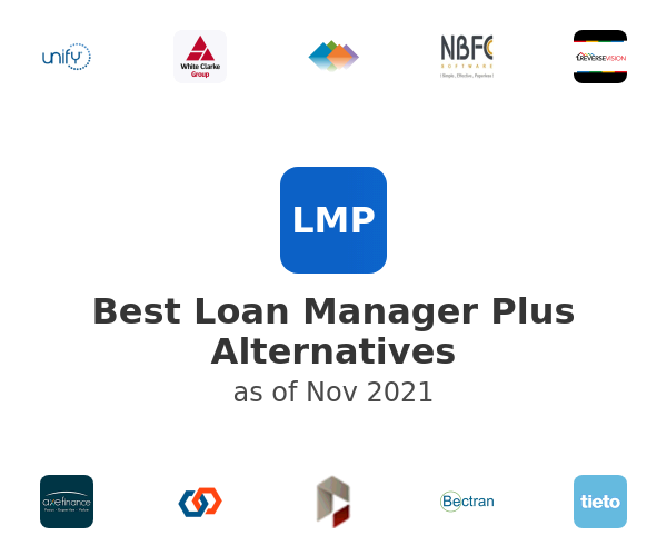 Best Loan Manager Plus Alternatives