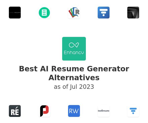 Best AI Resume Generator Alternatives