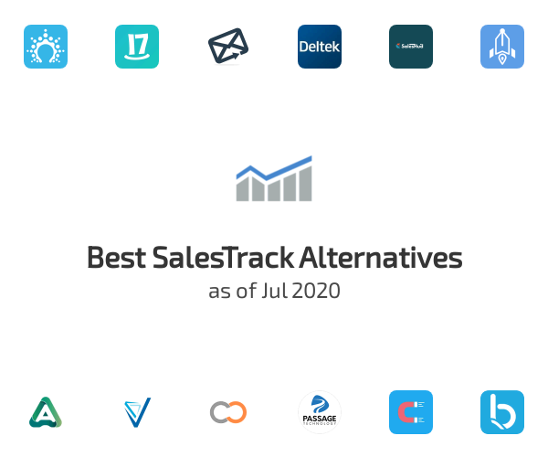 Best SalesTrack Alternatives