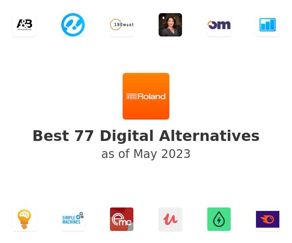 Best 77 Digital Alternatives