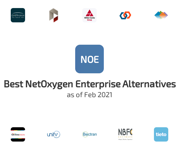 Best NetOxygen Enterprise Alternatives