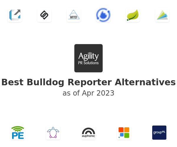 Best Bulldog Reporter Alternatives