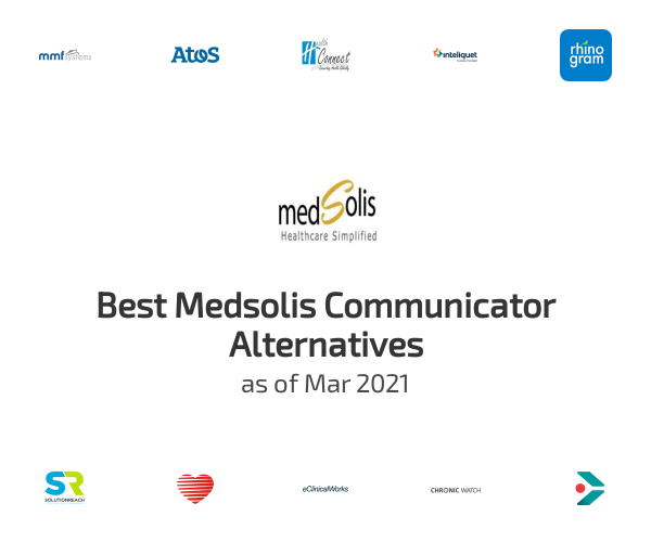 Best Medsolis Communicator Alternatives