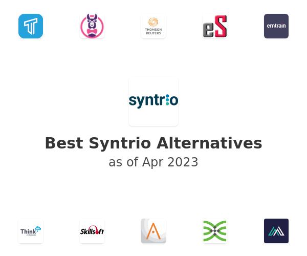 Best Syntrio Alternatives