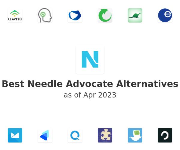 Best Needle Advocate Alternatives