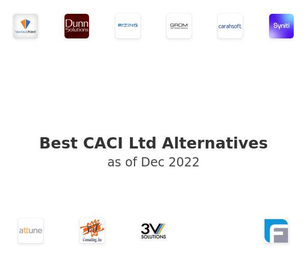 Best CACI Ltd Alternatives