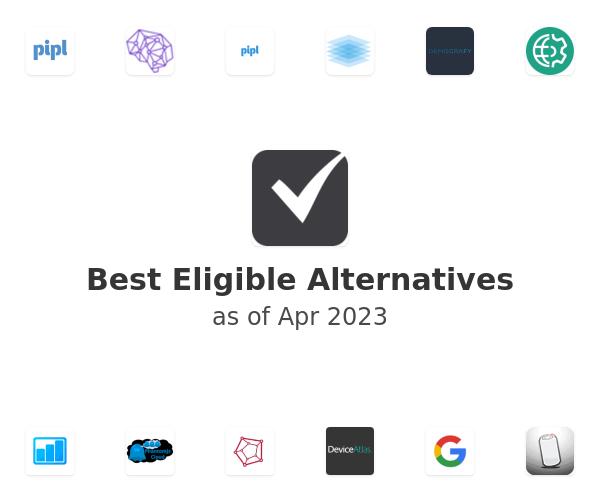 Best Eligible Alternatives