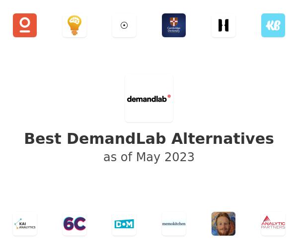 Best DemandLab Alternatives