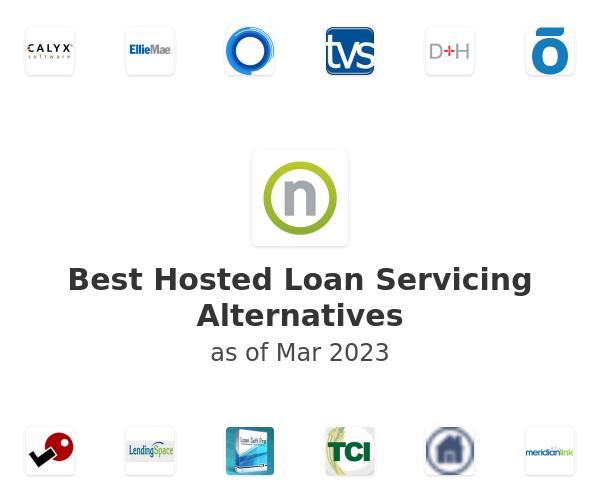 Best Hosted Loan Servicing Alternatives