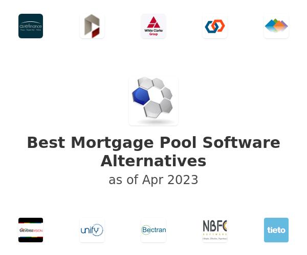 Best Mortgage Pool Software Alternatives