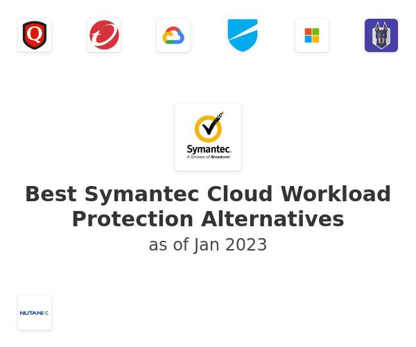 Best Symantec Cloud Workload Protection Alternatives