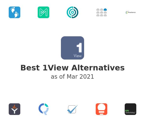 Best 1View Alternatives