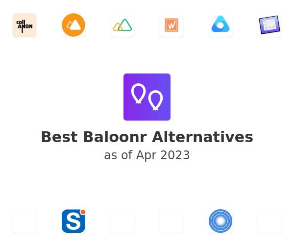 Best Baloonr Alternatives