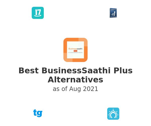Best BusinessSaathi Plus Alternatives