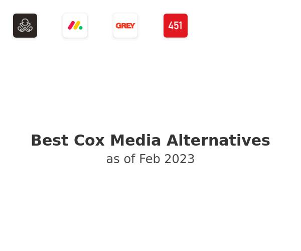 Best Cox Media Alternatives