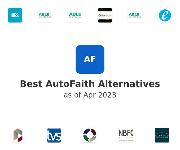 Best AutoFaith Alternatives