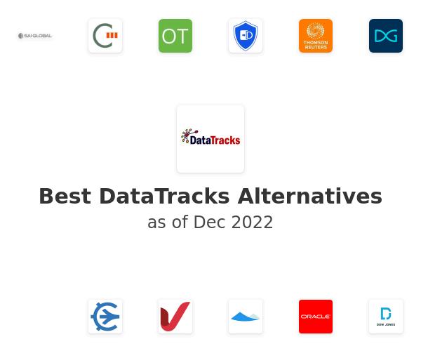 Best DataTracks Alternatives