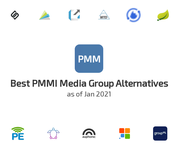 Best PMMI Media Group Alternatives