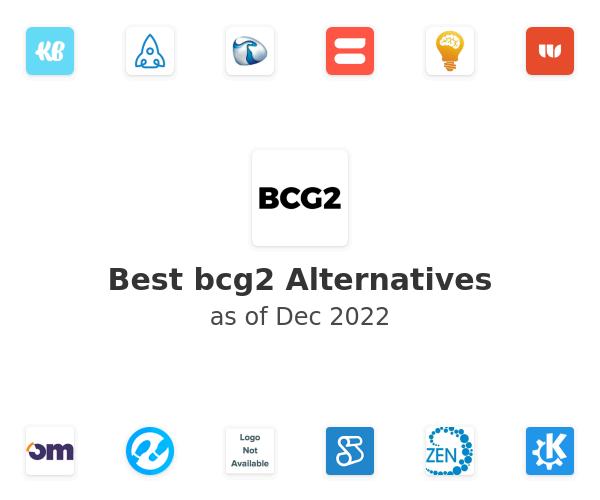 Best bcg2 Alternatives