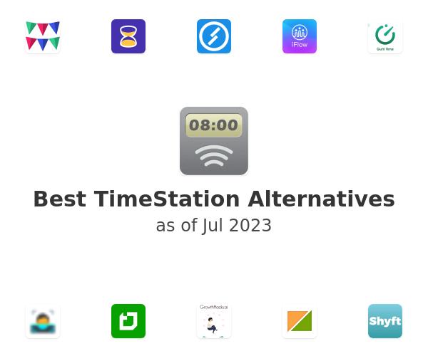 Best TimeStation Alternatives
