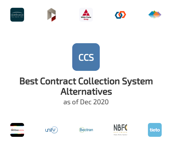 Best Contract Collection System Alternatives