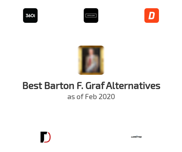 Best Barton F. Graf Alternatives