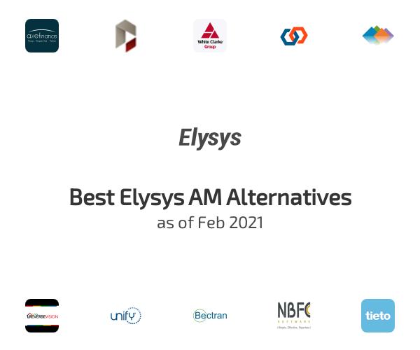 Best Elysys AM Alternatives