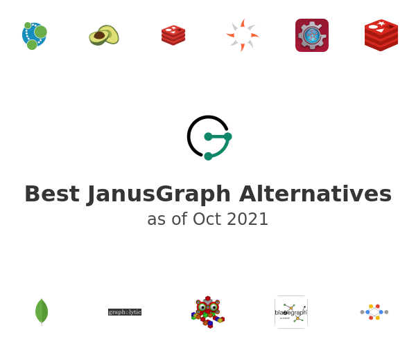 Best JanusGraph Alternatives