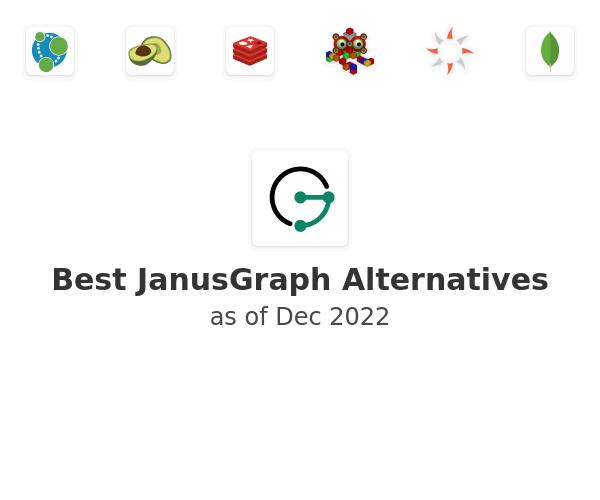 Best JanusGraph Alternatives