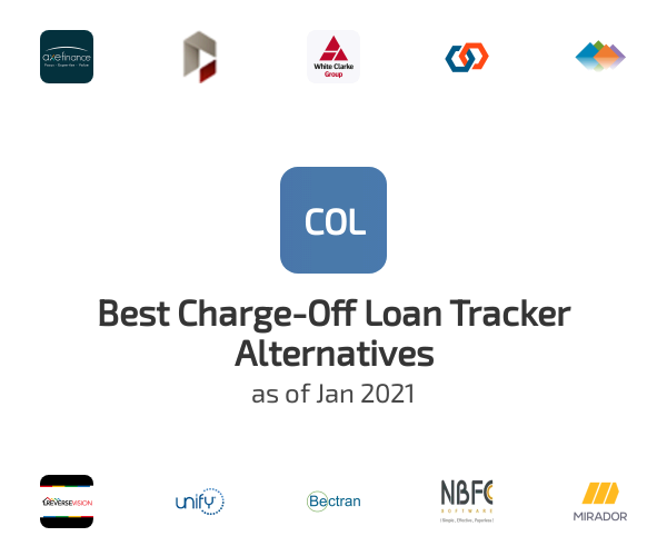 Best Charge-Off Loan Tracker Alternatives