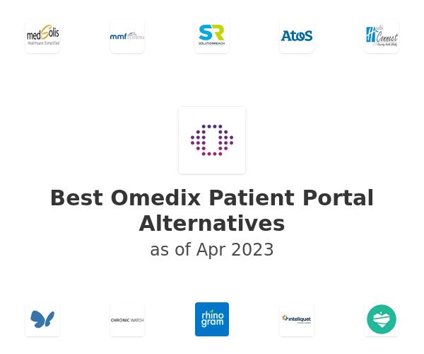 Best Omedix Patient Portal Alternatives