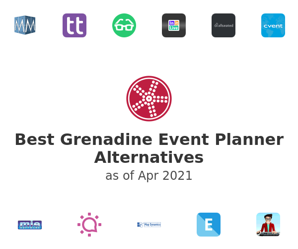 Best Grenadine Event Planner Alternatives