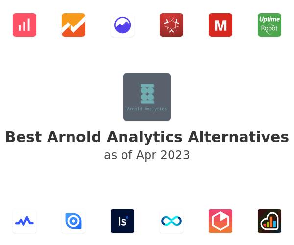 Best Arnold Analytics Alternatives