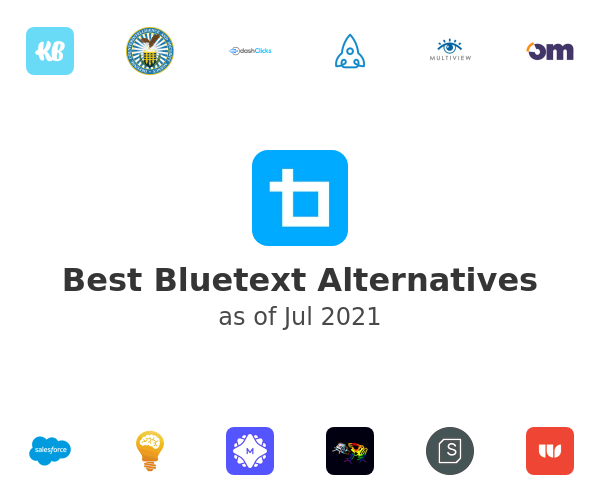 Best Bluetext Alternatives