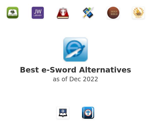 Best e-Sword Alternatives
