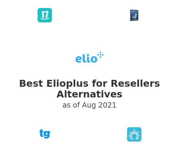 Best Elioplus for Resellers Alternatives