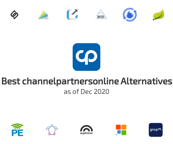 Best channelpartnersonline Alternatives