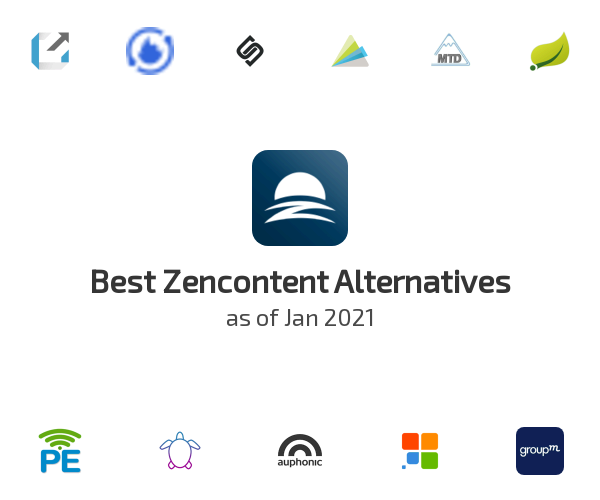 Best Zencontent Alternatives