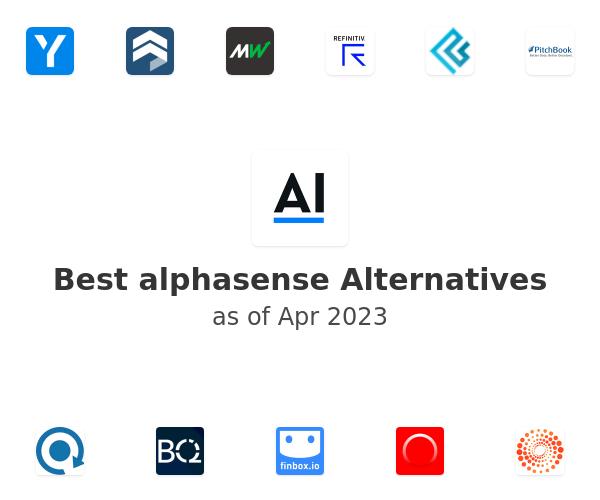 Best alphasense Alternatives