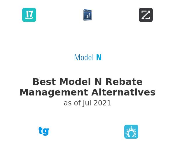 Best Model N Rebate Management Alternatives