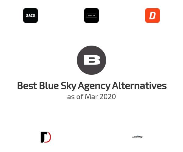 Best Blue Sky Agency Alternatives