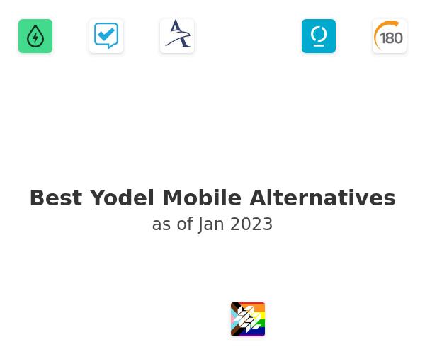 Best Yodel Mobile Alternatives