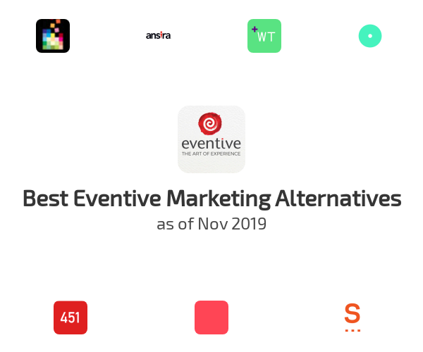Best Eventive Marketing Alternatives