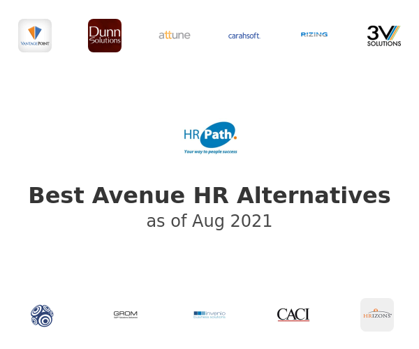 Best Avenue HR Alternatives