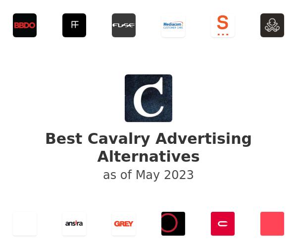 Best Cavalry Advertising Alternatives