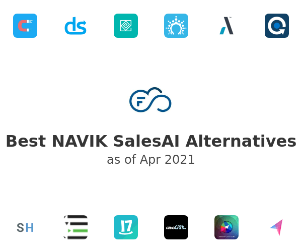 Best NAVIK SalesAI Alternatives